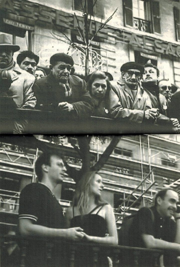 Within these few inches, 40 years of my life - Chris Marker