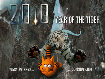 Year of the Tiger 2010 Chris Marker