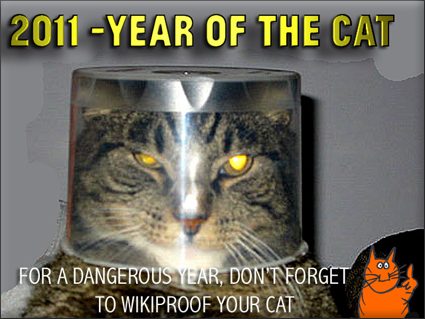 Year of the Cat 2011 Chris Marker