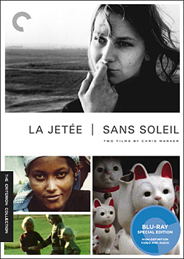 Criterion Collection La Jetee + Sans Soleil