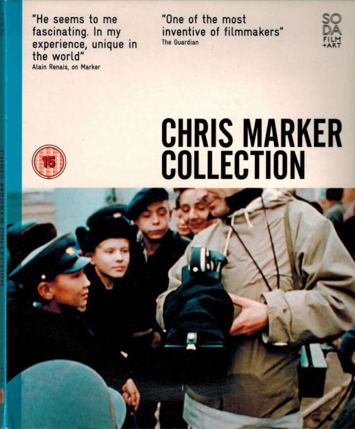 chris marker collection scan