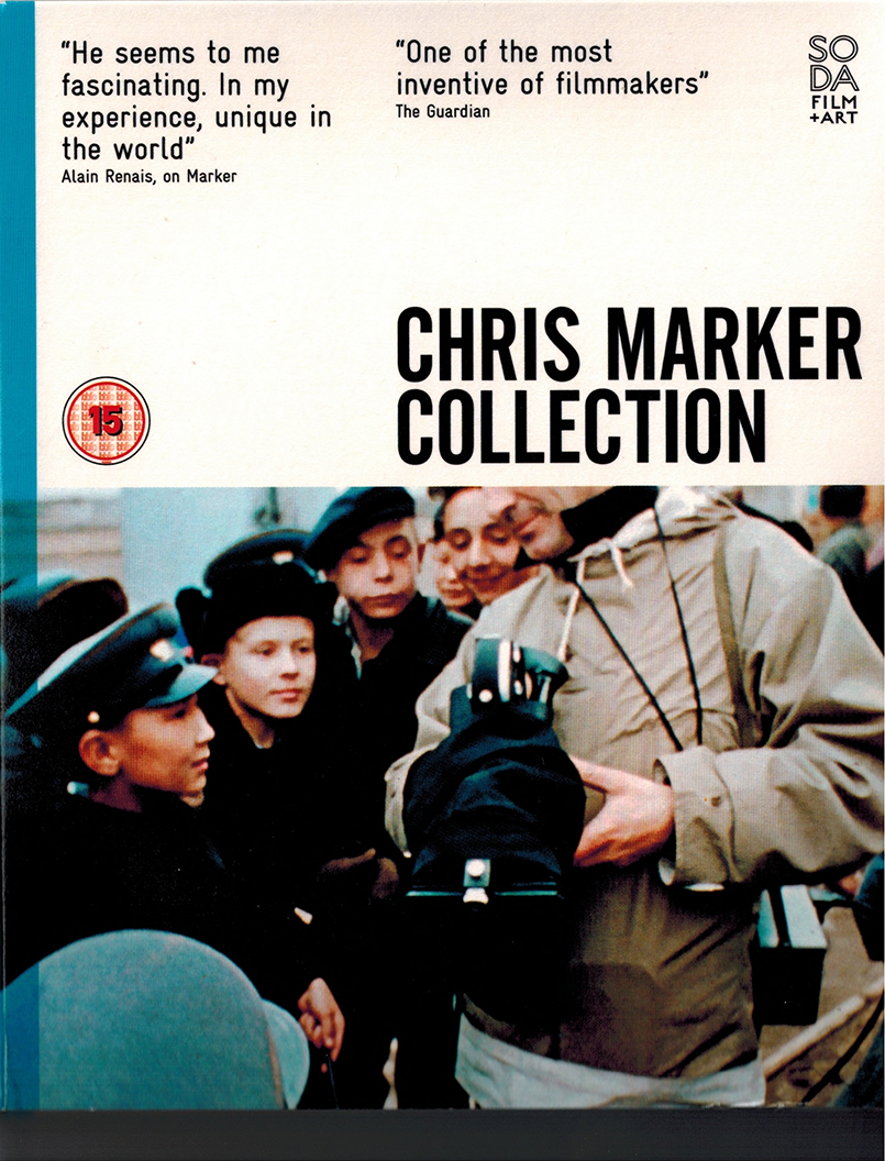 Chris Marker Collection DVD set