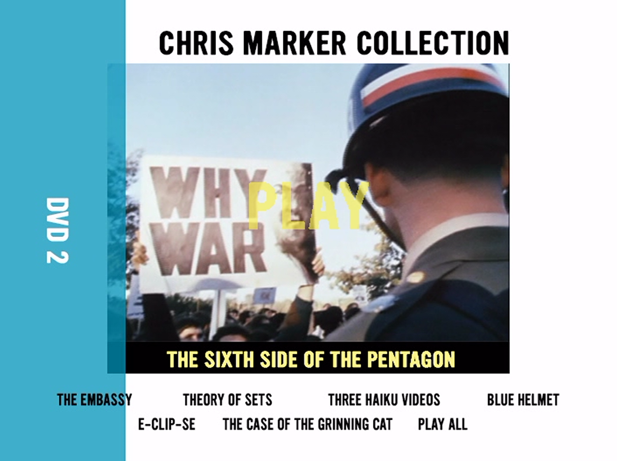 Chris Marker Collection DVD 1 - Pentagon