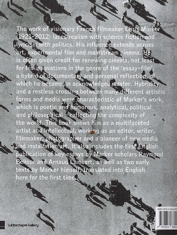 Whitechapel Catalogue - Back Cover