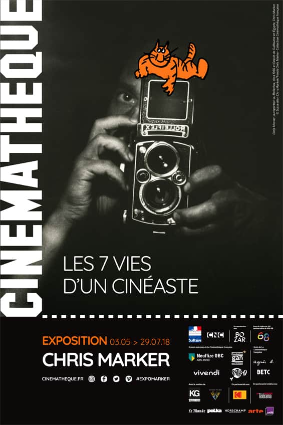 cinematheque exposition poster