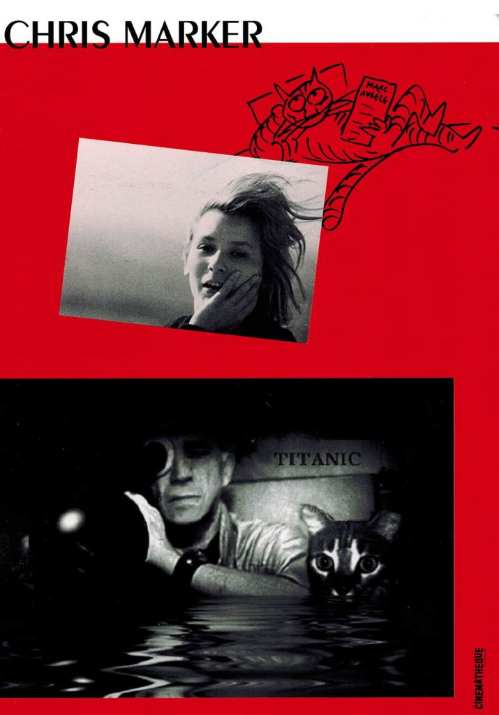 Chris Marker - Cinematheque catalogue