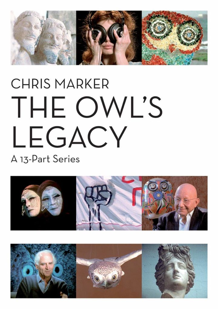 The Owl's Legacy DVD cover