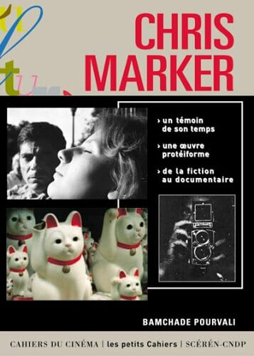 Chris Marker by Bamchade Pourvali