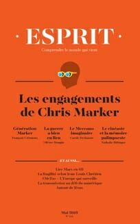 Les engagements de Chris Marker -- Esprit May 2018