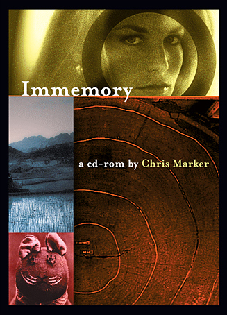 Immemory by Chris Marker published by Exact Change