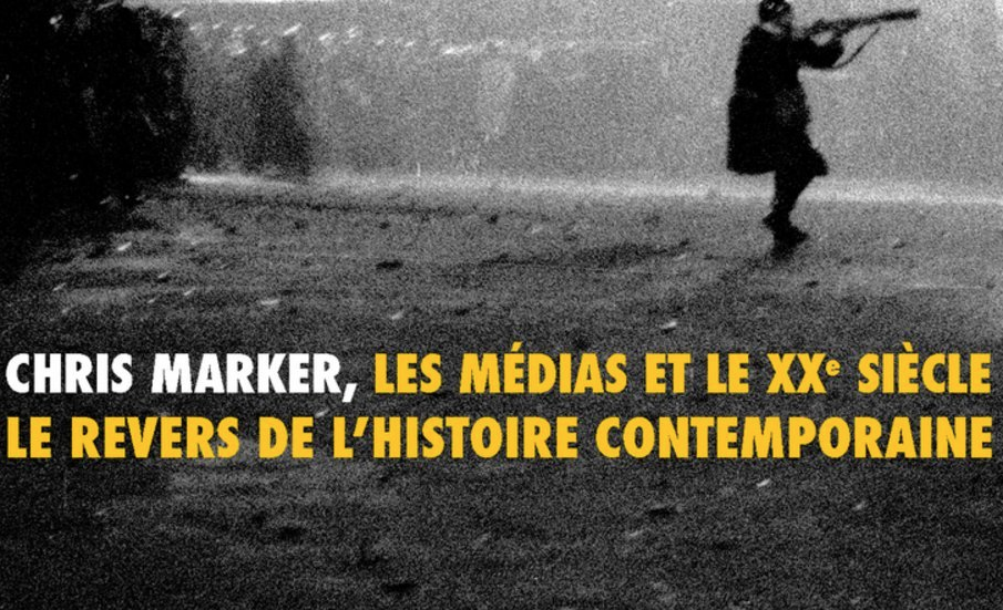 Chris Marker Media and the XX century + contemporary history