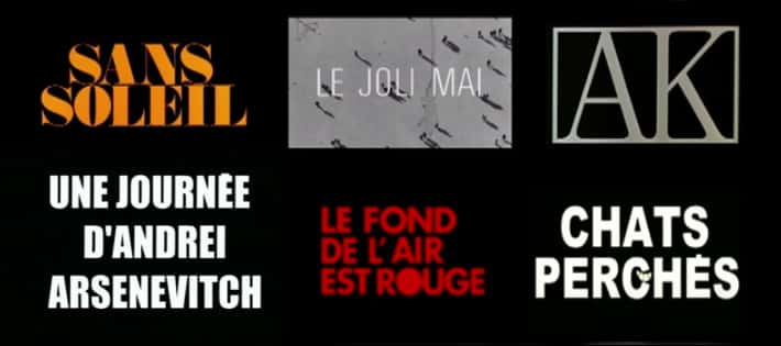 Chris Marker titles