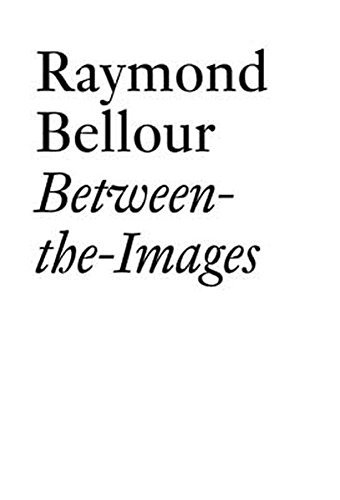 Raymond Bellour, Between-the-Images book cover