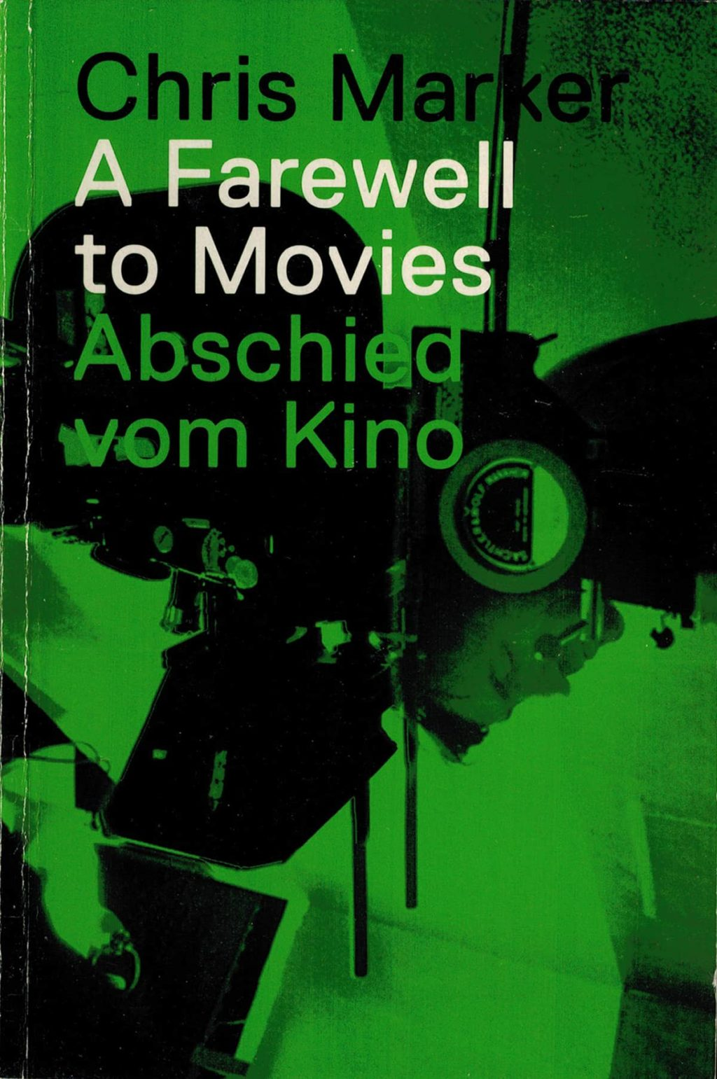 A Farewell to Cinema - Abschied vom Kino by Chris Marker