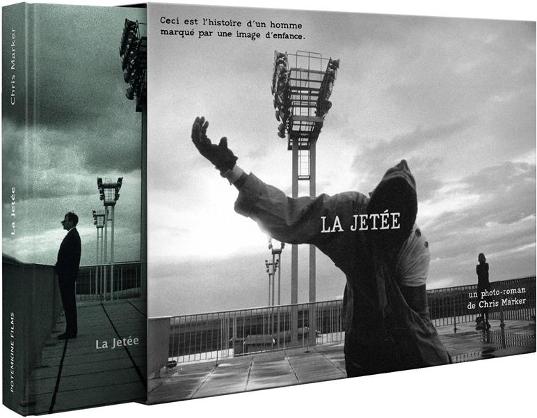 Le Jetée blu-ray dvd by Potemkine Films, to be released Feb 2, 2021