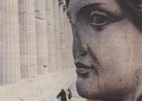 Greece in stone Chris Marker, Owl's Legacy (1989) — produced for  la Sept in 13 episodes