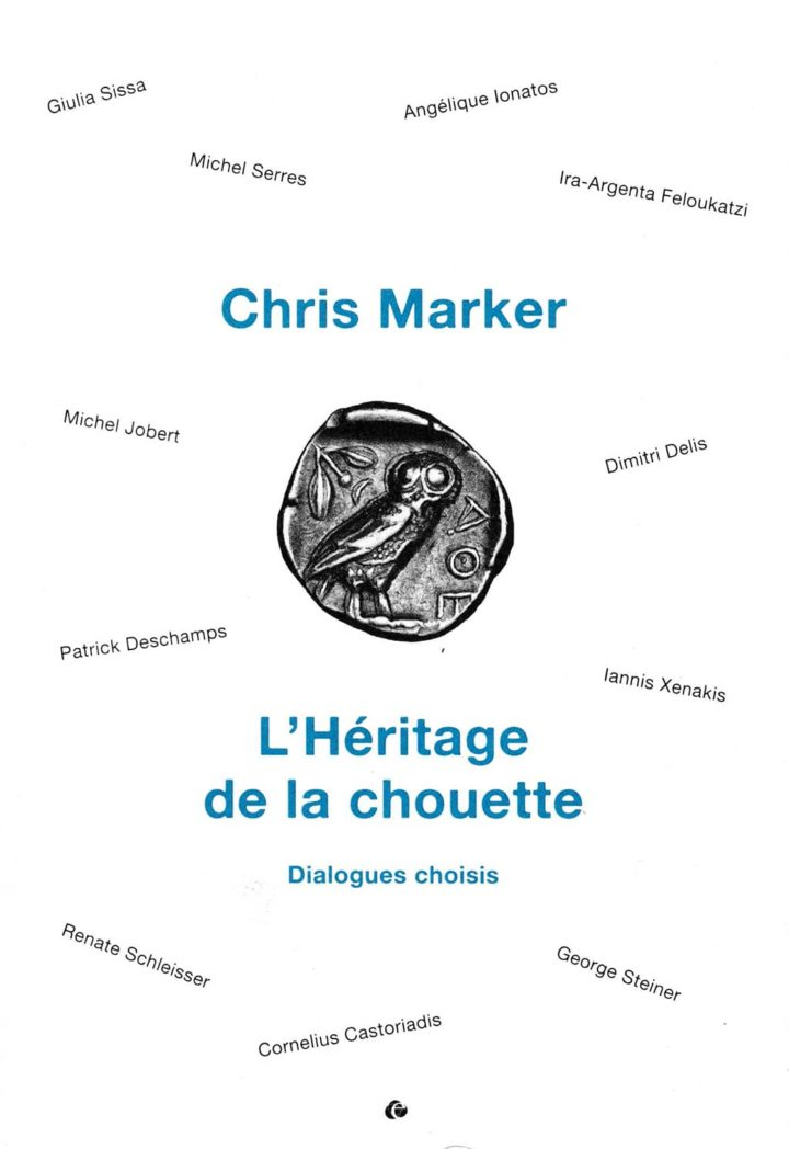 chris marker heritage de la chouette: dialogues choisis — book cover