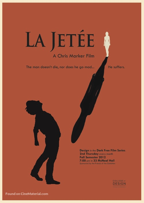 la jetee movie poster