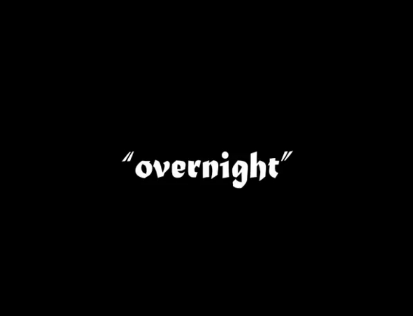 overnight chris marker title